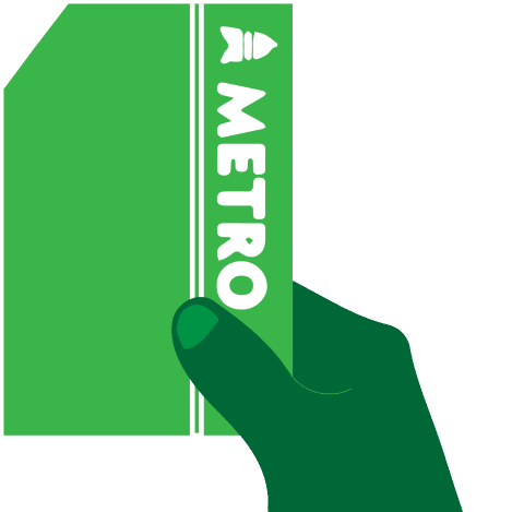 Purchase a CapMetro Green Pass